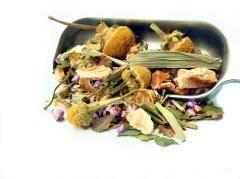 Lemon Chamomile Herbal Tea