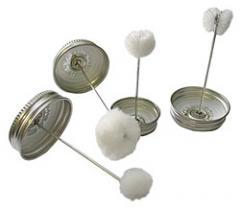 Metal Dauber Caps