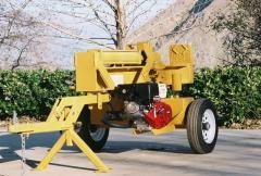 Log splitter Model 9000