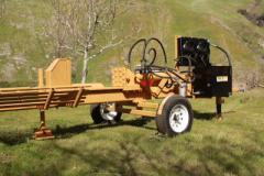 Hydraulic commercial grade BIG BOY Log splitter