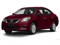 Nissan Versa SV New Car