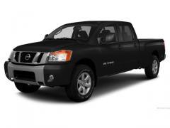 Nissan Titan PRO-4X 4WD New Car