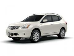 Nissan Rogue S New Car