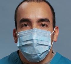 Breathe E-Z Pleated Ear-Loop Mask