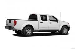 Nissan Frontier S New Car