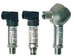 Intrinsically Safe Pressure Transmitters for
