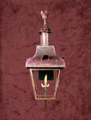 The Toulouse Lantern — Gas or Electric