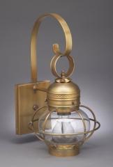 The Onion Wall Lantern — Electric Lantern