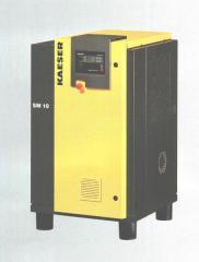 Screw Compressors - SM Series
