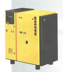 Screw Compressors - SK Series