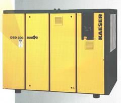 Screw Compressors - DSD Series