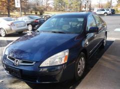 2005 Honda Accord LX sedan AT Car