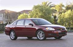 2010 Chevrolet Impala Car