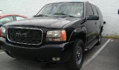 2000 GMC Yukon SUV