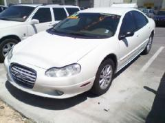 2002 Chrysler Concord LX