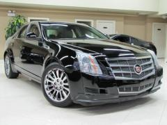 2008 Cadillac CTS 3.6L SFI with Navigation Car