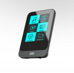 """Coby 1.8"""" Touchscreen Video MP3 Player (8GB)"""