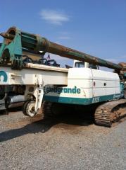 2007 Casagrande B125 Foundation Drill
