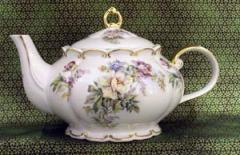 Aurora Princess Teapot
