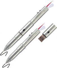 Alpec USB Red Laser Pen, 2GB