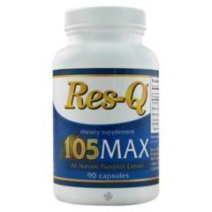 Res-Q 105MAX vitamins
