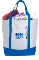 Sport Boat Tote Bag