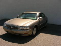 2000  Buick LeSabre / 4dr Sdn Custom