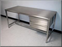 Model A-109P-SS - Stainless Steel Table