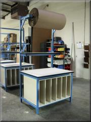 Table Model P-103P-ROLL-UP - Shipping / Packaging