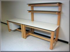 Model F-103PLDS-WD - Wood Frame Table