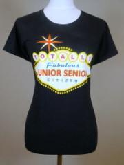T-Shirts – Ladies Junior Senior Citizen – Fabulous Vegas
