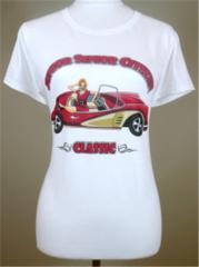 T-Shirts Junior Senior Citizen Classic Car