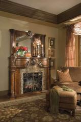 Aico Windsor Court Fireplace with Electric Insert
