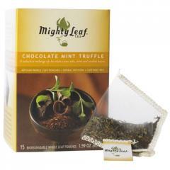 Chocolate Mint Truffle Tea