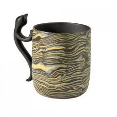 Cat Yixing Tea Mug