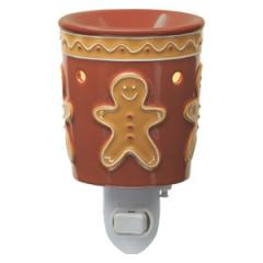 Gingerbread Plug-In Scentsy Warmer