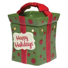 All Wrapped Up Full-Size Scentsy Warmer PREMIUM