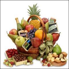 Orchard Harvest Basket
