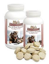 Skin & Coat Supplement 60 chewable tablets