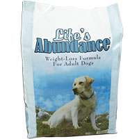 Life's Abundance Weight-Loss Formula for Adult Dogs