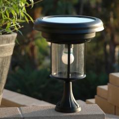 Niles Pier Mount - Solar Lamp