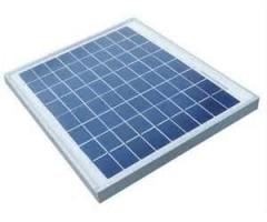 10W - 12V Multi-Crystalline Solar Panel