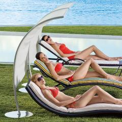 Instant Shade Standing Canopy