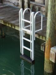 FloatStep® Dock Safety Ladders