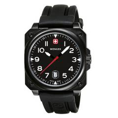 Wenger Men's Aero Graph Cockpit Swiss Watch
