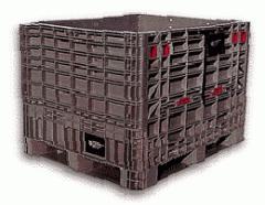 Rigid Plastic Bulk Containers