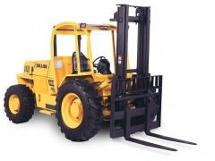 2013 Sellick S60 Vertical Masted Forklifts
