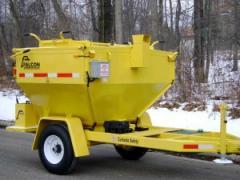 Trailer Model Asphalt Recycler & Hauler