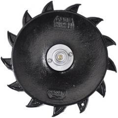 Curvetine™ II Closing Wheel
