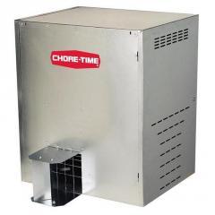 Sistemas de calefacción para granjas avícolas